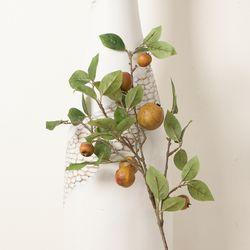 석류가지 모조과일 모형과일