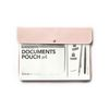 DOCUMENT POUCH PINK
