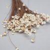 화이트 안개꽃 묶음