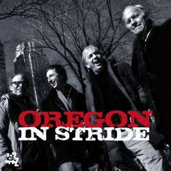 Oregon - In Stride