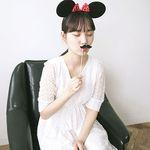 에스닉 셀프웨딩 드레스 만삭원피스