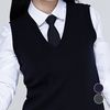 교복왕 교복 여자조끼 네이비 그레이 2color