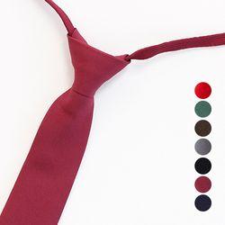 교복왕 여자 교복 넥타이 7color