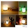 엑스트라 지니-101 LED 터치램프 블루투스 스피커