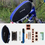 자전거 수리키트 + 안장가방 세트