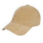 Corduroy A Ball Cap (beige)