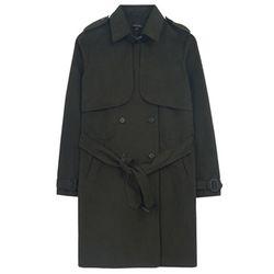 Classic Trench Coat (khaki)