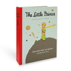 The Little Prince Deluxe Pop-Up Book with Audio