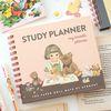 paper doll mate study planner 6개월용 스터디플래너