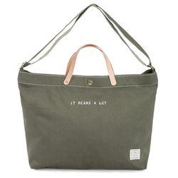 [무료배송] [Da proms] The Daily bag - Moss Green
