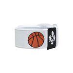 BASKETBALL BRACELET-WHITE