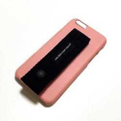 행온 핸드폰케이스 H15 (블랙) 인디핑크