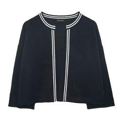 Basic Classic Cardigan (black)