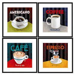 커피액자 ( 4 type )
