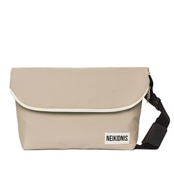 STANDARD MESSENGER BAG - BEIGE