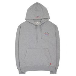 Youth Attack Hoody (gray)
