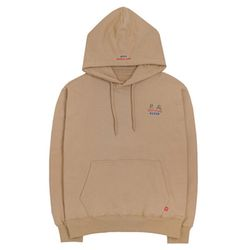Youth Attack Hoody (beige)