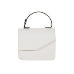 Sharon Mini Bag (Pure White)