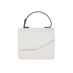 Sharon Mini Bag (Pure White)