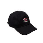 Love rose cap (Black)