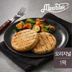 맛있닭 닭가슴살 스테이크 오리지널 100gX1팩(100g)