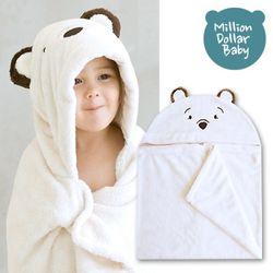 베이비 후드타올 곰(신생아 목욕타올 비치가운 담요)