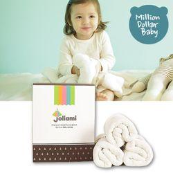 베이비 세면 목욕타올 3종세트(출산선물 돌선물)
