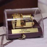 [무료배송] 돔 멜로디박스 오르골(DA-053S) - 캐논(Canon)
