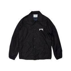 KERMIT COACH JACKET BLACK