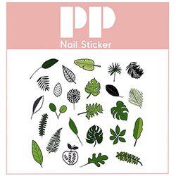 PP NAIL STICKER - BOTANICAL