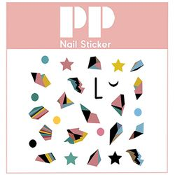 PP NAIL STICKER - SLEEPING GIPSY