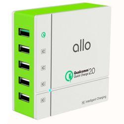 알로 퀵차지2.0 allo UC401QC 급속 멀티충전기