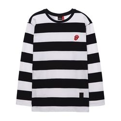 THE ROLLING STONES CLASSIC TONGUE BORDER TEE NA