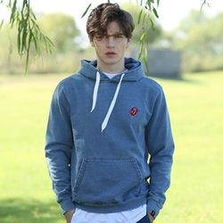 THE ROLLING STONES IORR HOODIE (DENIM)