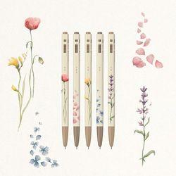 153 플라워(Flower) 5종세트 (0.5mm)