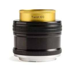 LENSBABY 렌즈베이비 TWIST 60mm For NIKON