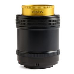 LENSBABY 렌즈베이비 TWIST 60mm For SONY E
