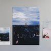 에펠탑 포스터 - twinkle