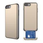 아이폰7플러스 카드 슬롯 프로텍션 - 샴페인골드