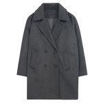 Premium Over Coat (dark gray)