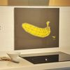 바나나플래닛그레이(M)