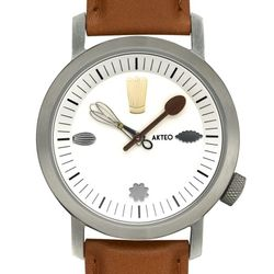 Chef 42mm 쉐프 요리사 스위스무브먼트 쿼츠 손목시계