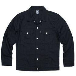 락싸이코 트러커 면 자켓블랙  락사이코 봄 쟈켓