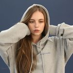replaycontainer hoody gray(기모)