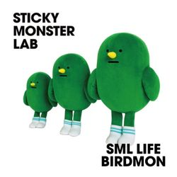 SML LIFE BIRDMON 인형 (S)