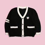 [Holiday Collection] MONO COLLEGE CARDIGAN