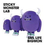 SML LIFE BIGMON 인형 (L)