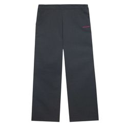 Sold Out Wide Pants (charcoal)