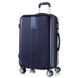 클루니 TSA 수하물 24형65cm 여행가방 - 뉴네이비