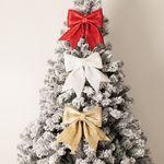 글리터리본 27cm 크리스마스장식소품